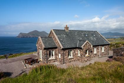 dohilla luxurious holiday home  valentia island